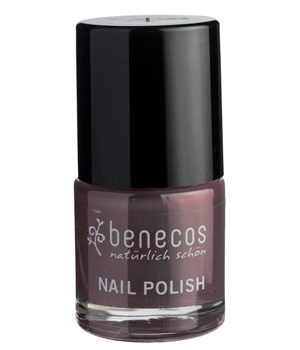 Benecos Vernis à ongles Deep Plum 9ml