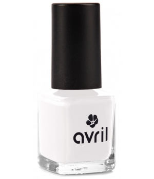Avril Vernis à ongles French Blanc n°95 7ml