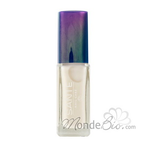 Sante Vernis à ongles Hypoallergénique n°02 French blanc 7ml