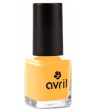 Maquillage bio Avril Vernis à ongles Mangue N° 572 7ml