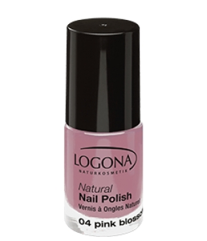 Logona Vernis à ongles naturel 04 pink blossom 4ml