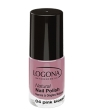 Maquillage bio Logona Vernis à ongles naturel 04 pink blossom 4ml