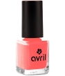 Maquillage bio Avril Vernis à ongles Pamplemousse rose N° 569 7ml