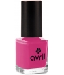 Maquillage bio Avril Vernis à ongles Pourpre N° 568 7ml