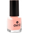Maquillage bio Avril Vernis à ongles Rose poudré N° 570 7ml