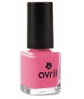 Maquillage bio Avril Vernis à ongles Rose tendre N° 472 7ml
