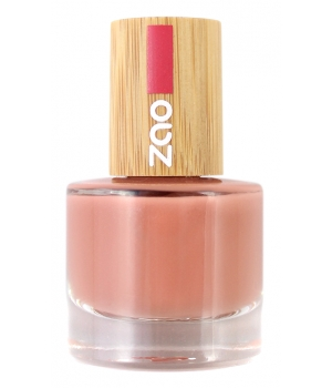 Zao  Vernis à ongles Rouille 647 8ml