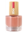 Maquillage bio Zao  Vernis à ongles Rouille 647 8ml