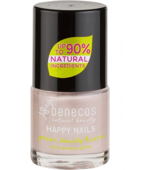 Benecos Vernis à ongles Sharp Rosé/ Rose Nacré 9ml