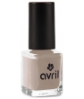 Maquillage bio Avril Vernis à ongles Taupe n°656 7ml