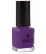 Maquillage bio Avril Vernis à ongles Ultra Violet n°75 7ml