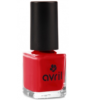Avril Vernis à ongles Vermillon n°33 7ml