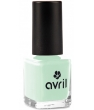 Maquillage bio Avril Vernis à ongles Vert d'Eau N° 573 7ml