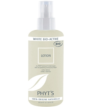 Phyts White bio active Lotion anti tâches pompe 200ml