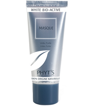 Phyts White bio active Masque unifie et purifie 40g